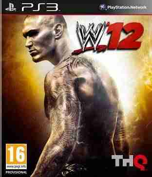 Descargar WWE 2012 [MULTI5][FW 3.7x][RiOT] por Torrent